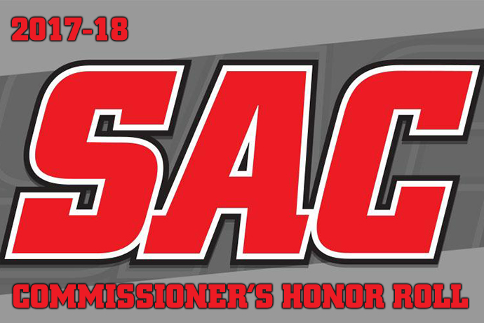 Photo of 2017-2018 Sooner Athletic Conference Honor Roll Logo