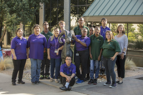 Project search is a program that helps high students with disabilities gain employment