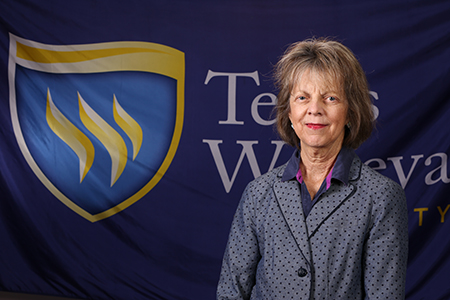 picture of Dr. Twyla Miranda, Professor of Education
