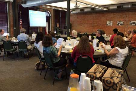 CETL Summer Institute at the Baker Building