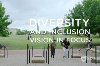 Critical thinking and problem-solving skills are enriched by learning from and relating to individuals from different backgrounds. Angela Dampeer, associate vice president for human resources, is featured in the next 2020 Vision in Focus.
