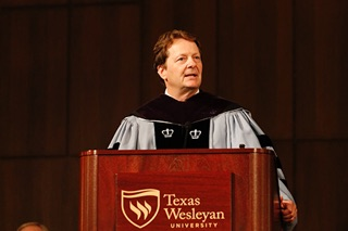 The full text of President Frederick G. Slabach's thought-provoking Opening Convocation address is available online.