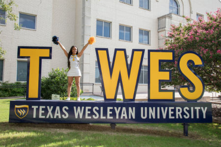 Post the photo to any social media site using the #TXWES hashtag