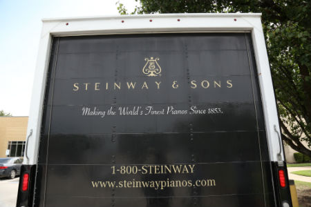 On August 15, Texas Wesleyan became home to a world-renowned Steinway piano, featured at the 2017 Van Cliburn International Piano Competition.
