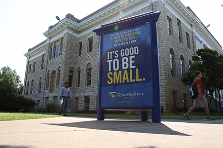 For the seventh consecutive year, Texas Wesleyan University is ranked in the No. 1 tier of regional universities in the West, according to U.S. News & World Report.
