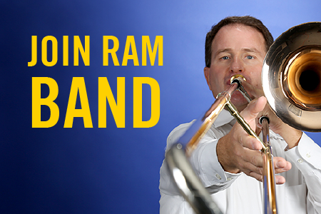 Audition for the Texas Wesleyan Pep Band on Oct. 15