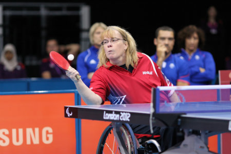 Pam Fontaine has qualified for her third Paralympics