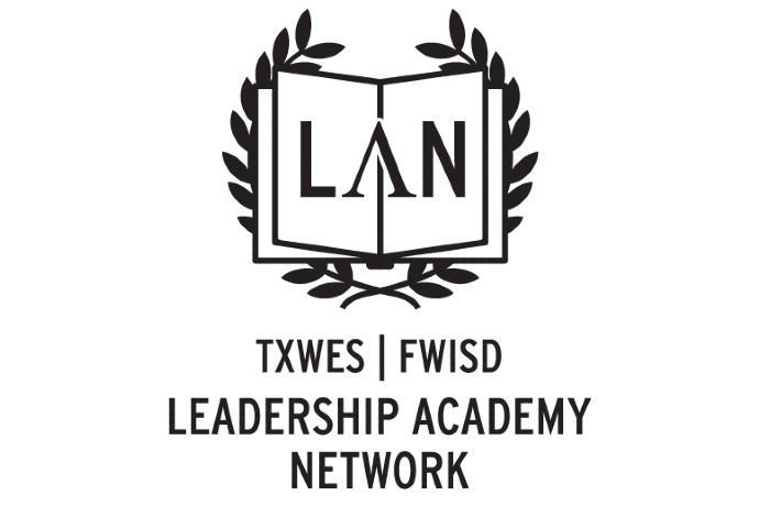 Logo of the TXWES/Fort Worth ISD Leadership Academy Network