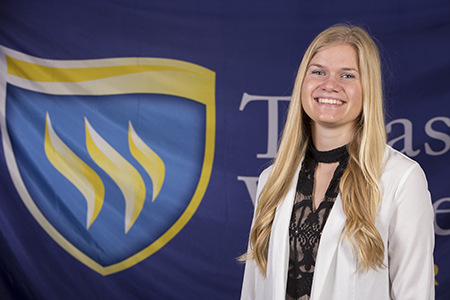 Photo of Heather Birge, Executive Assistant to VP of Enrollment, Marketing & Communications at Texas Wesleyan University