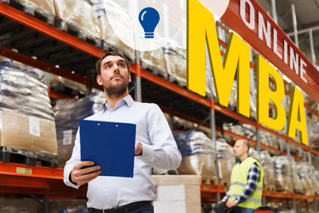 Stock photo for blog article: Benefits of a supply chain management concentration