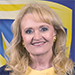 Beverly Volkman-Powell is the Chairman of the Board for Texas Wesleyan University