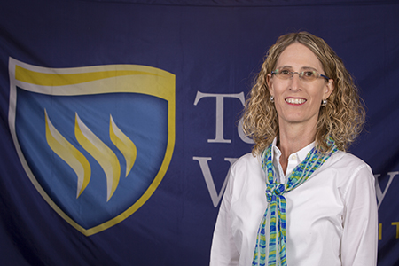 Dr. Kendra Irons is a Religion and Humanities professor in the School of Arts and Letters