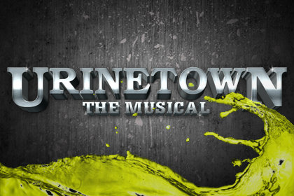 Texas Wesleyan's Urinetown the musical teaser production image