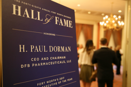 Texas Wesleyan participates in Fort Worth Business Hall of Fame