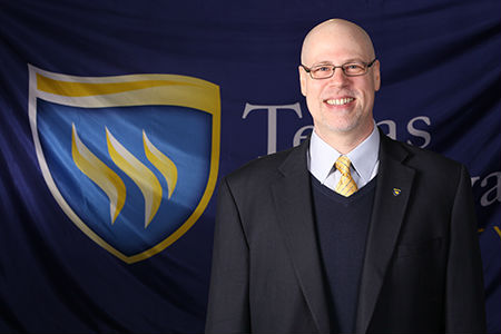 Photo of Dr. Cary Adkinson, Assistant Professor of Criminal Justice