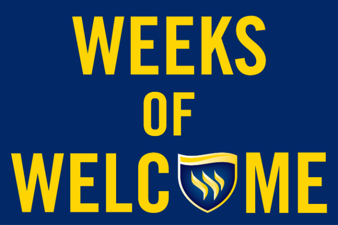 Weeks of Welcome Photo