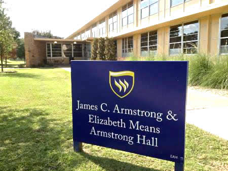 James C. Armstrong and Elizabeth Means Armstrong Hall