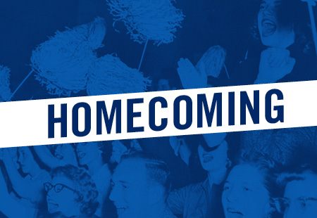 There are many ways to get involved and show your Wesleyan pride during Homecoming Week, Feb. 1-6.