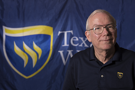In 1995, Charles Martin, media and classroom technologist, first joined the Texas Wesleyan family as media coordinator.
