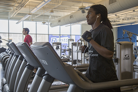 Beginning June 1, Texas Wesleyan faculty and staff will now be able to take advantage of the Morton Fitness Center its classes for free. The Fitness Center is already free for current Texas Wesleyan students.
