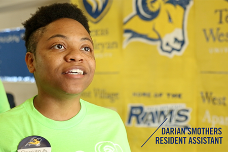 Check out this video from Texas Wesleyan's 2015 move-in day for residential students. Interviews from parents, students and staff set the stage for a memorable year.