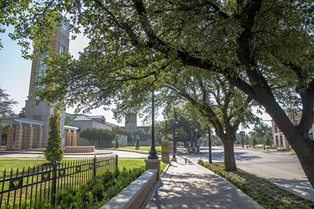 The Texas Public Works Association selected the East Rosedale Street Improvement Project as a Transportation Project of the Year. The project is part of the Rosedale Renaissance initiative to revitalize Texas Wesleyan's Southeast Fort Worth neighborhood.