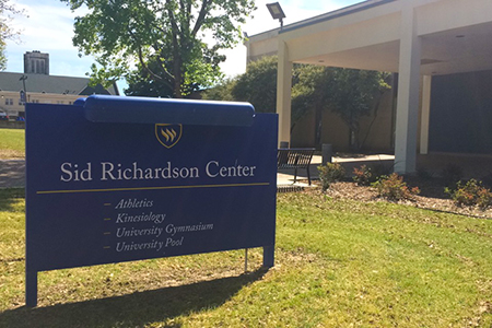 Sid Richardson Center at Texas Wesleyan University