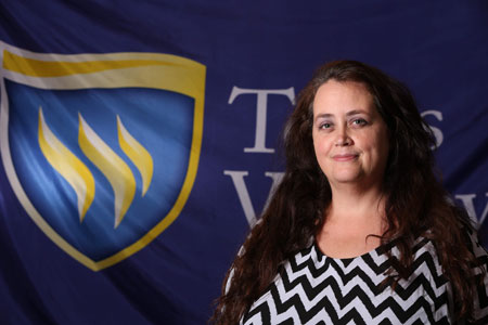 Patricia Chastain, Student Employee Coordinator