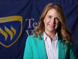 Dr. Lisa Dryden, Texas Wesleyan School of Education