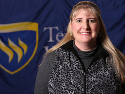 Julie Vowell, Texas Wesleyan School of Education