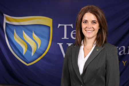 Brenna Allison is the digital content specialist at Texas Wesleyan University