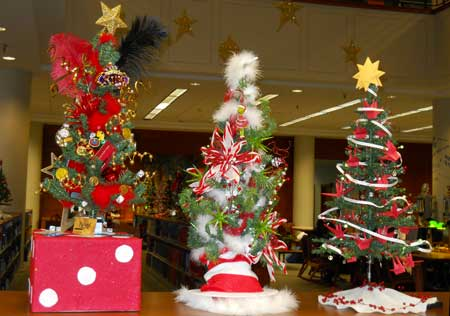 Christmas Tree winners 2014
