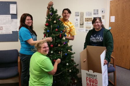 Music department hosts 8th annual Food and Toy Drive